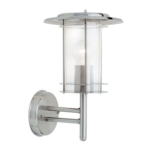 Saxby 4478182 York Outdoor Wall Light Non Automatic